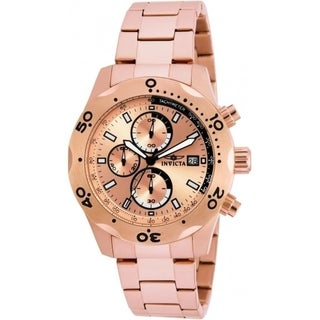 Link to Invicta Men's 17752 'Specialty' Gold-Tone Stainless Steel Watch Similar Items in Men's Watches