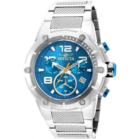 Invicta Men's 19527 'Speedway' Chronograph Stainless Steel Watch