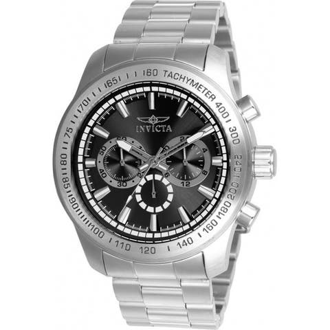 Invicta Men's 21793 'Speedway' Stainless Steel Watch