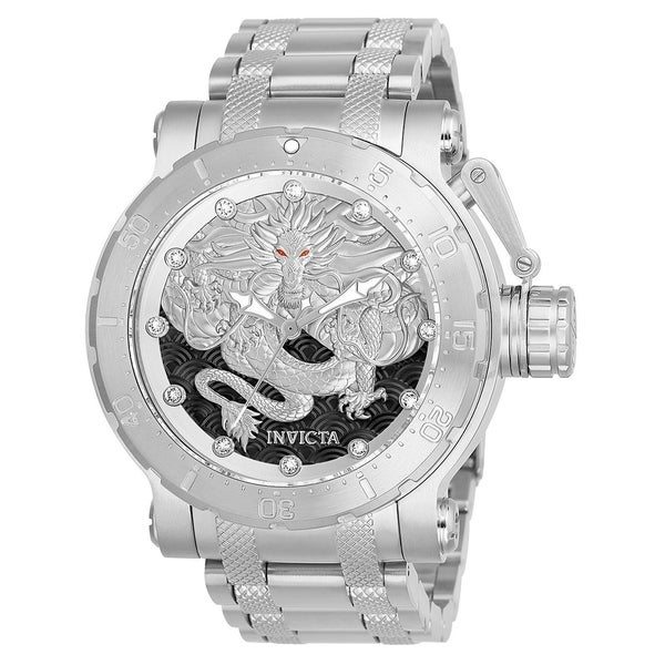 Invicta Men's 26510 'Coalition Forces' Stainless Steel Watch