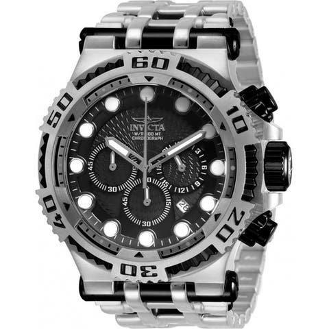 Invicta Men's 30642 'Speedway' Stainless Steel Watch