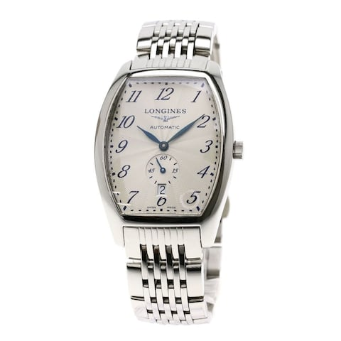 Longines Men's L2.642.4.73.6 'Evidenza' Stainless Steel Watch