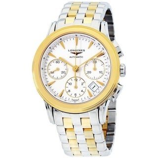 Link to Longines Men's L4.803.3.22.7 'La Grande Classique' Chronograph Two-Tone Stainless Steel Watch Similar Items in Women's Watches