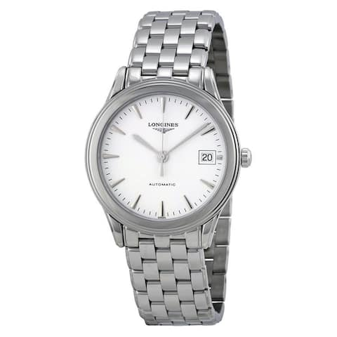 Longines Men's L47744126 'Flagship' Automatic Stainless Steel Watch