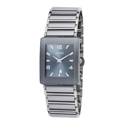 Rado Men's R20484202 'Integral' Stainless Steel Watch