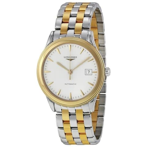 Longines Men's L48743227 'Flagship' Automatic Two-Tone Stainless Steel Watch