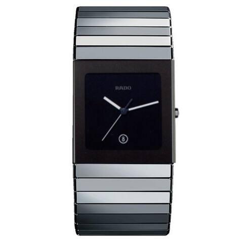 Rado Men's R21825152 'Ceramica' Ceramic Watch