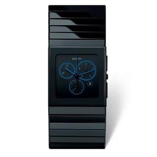 Link to Rado Men's R21714202 'Ceramica' Chronograph Black Ceramic Watch Similar Items in Men's Watches