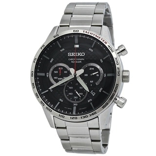 Link to Seiko Men's SSB355 'Neo Sports' Chronograph Stainless Steel Watch Similar Items in Men's Watches