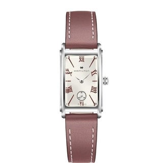 Link to Hamilton Women's H11221814 'Ardmore' Pink Leather Watch Similar Items in Men's Watches
