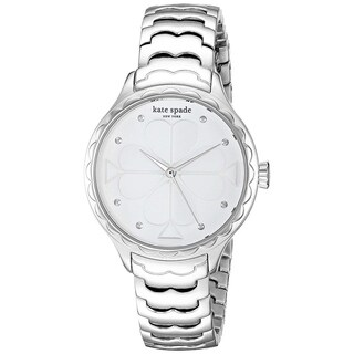 Link to Kate Spade Women's KSW1505 'Spade' Stainless Steel Watch Similar Items in Women's Watches