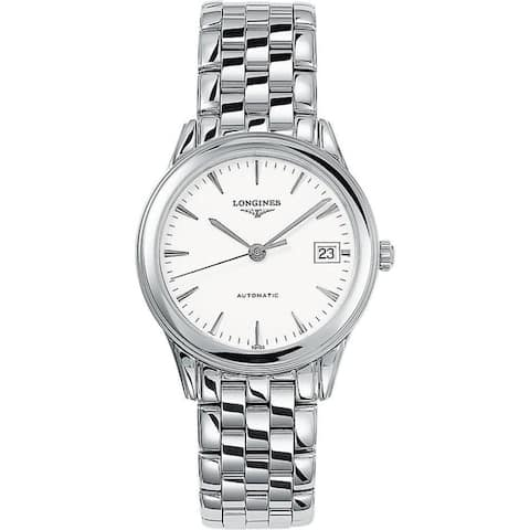 Longines Women's L4.774.4.12.6 'Flagship' Stainless Steel Watch