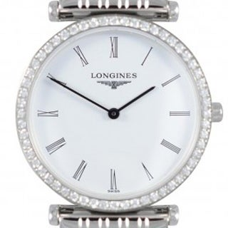 Link to Longines Women's L4.741.0.11.6 'Le Grande Classique' Stainless Steel Watch Similar Items in Women's Watches