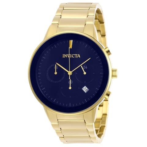 Invicta Men's Specialty 29482 Gold Watch