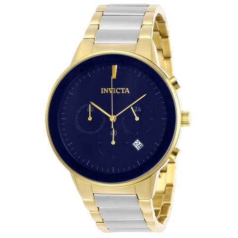Invicta Men's Specialty 29479 Gold Watch