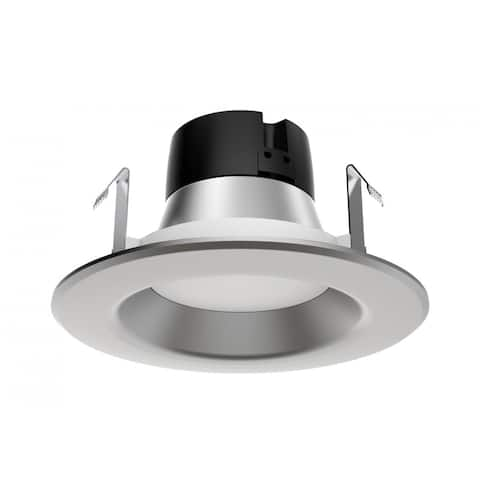8.5 Watt LED RDL 4 inch 30K BN 120 Volts