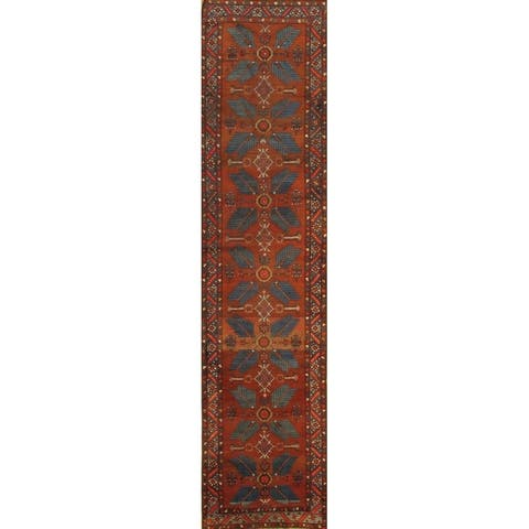 Pasargad DC Rust Antique Runner Persian NW - 3'5'' x 15'