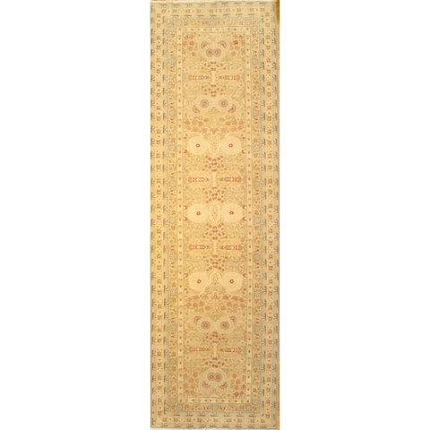 Pasargad DC Ivory Egyption runner - 4'6'' x 15'