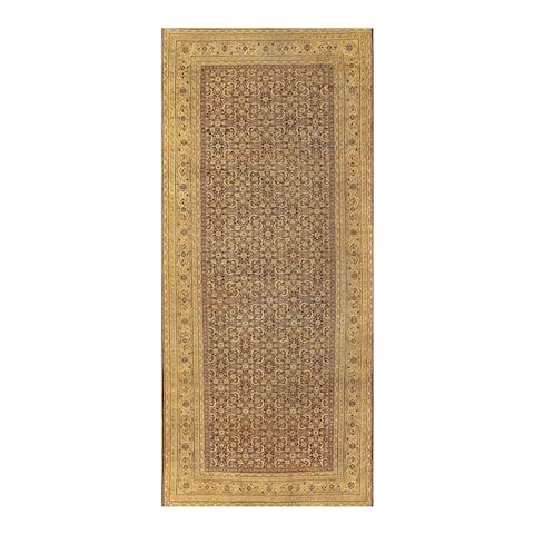 """Pasargad DC Rust Antique Agra - 5' x 11'6"""""""