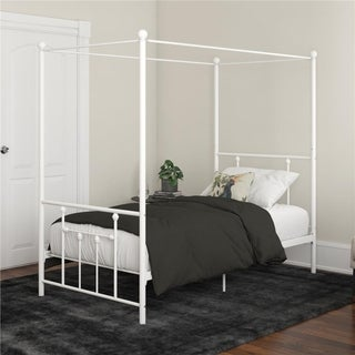 Link to Avenue Greene Marina Canopy Bed Similar Items in Bedroom Furniture