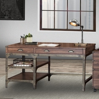"Logan 54"" Executive Desk"