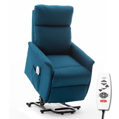 Reclining Heated Full Body Massage Chair with Ottoman