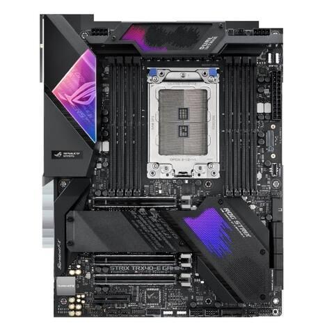 Asus ROG Strix TRX40-E Gaming Desktop Motherboard - AMD Chipset - Socket sTRX4
