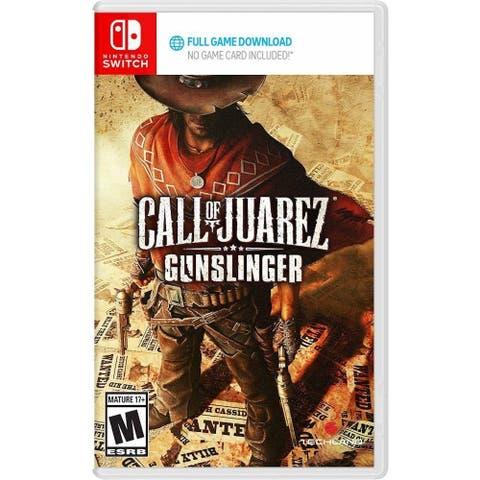 Square Enix Call of Juarez: Gunslinger