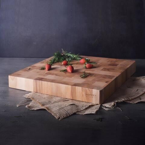 Hopper Studio Beech Cutting Board