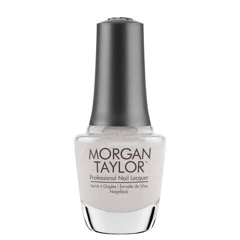 Morgan Taylor Nail Polish - Gifted in Patinum