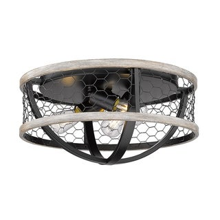 "Link to Roost Flush Mount - 15"" Similar Items in Sconces"