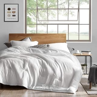 Coma Inducer Oversized Comforter - Touchy Feely - White