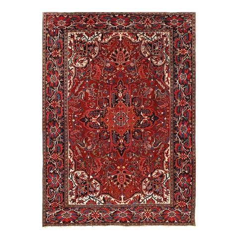 Pasargad DC Red Persian Heriz - 9' x 12'