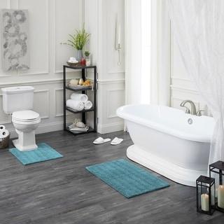 Mohawk Basic Stripe Bath Rug
