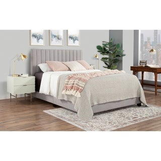 Link to Copper Grove Chambeshi Channel-tufted Bed Similar Items in Bedroom Furniture