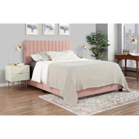 Copper Grove Chambeshi Channel-tufted Bed