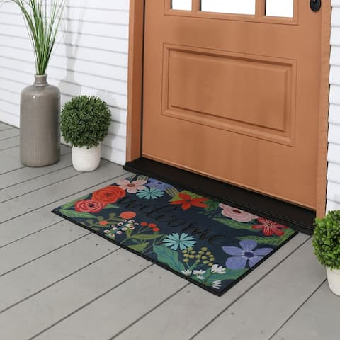 "Mohawk Doorscapes Spring Sunset Welcome Door Mat - 1'6"" x 2'6"""