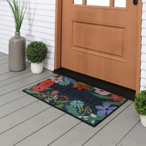 """Mohawk Doorscapes Spring Sunset Welcome Door Mat - 1'6"""" x 2'6"""""""