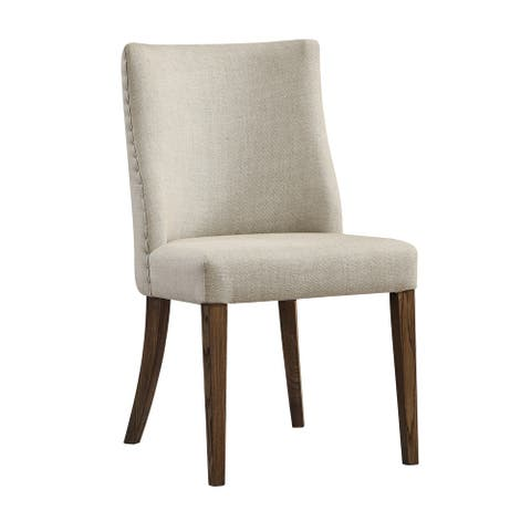 Set of 2 Dining Chairs - N/A
