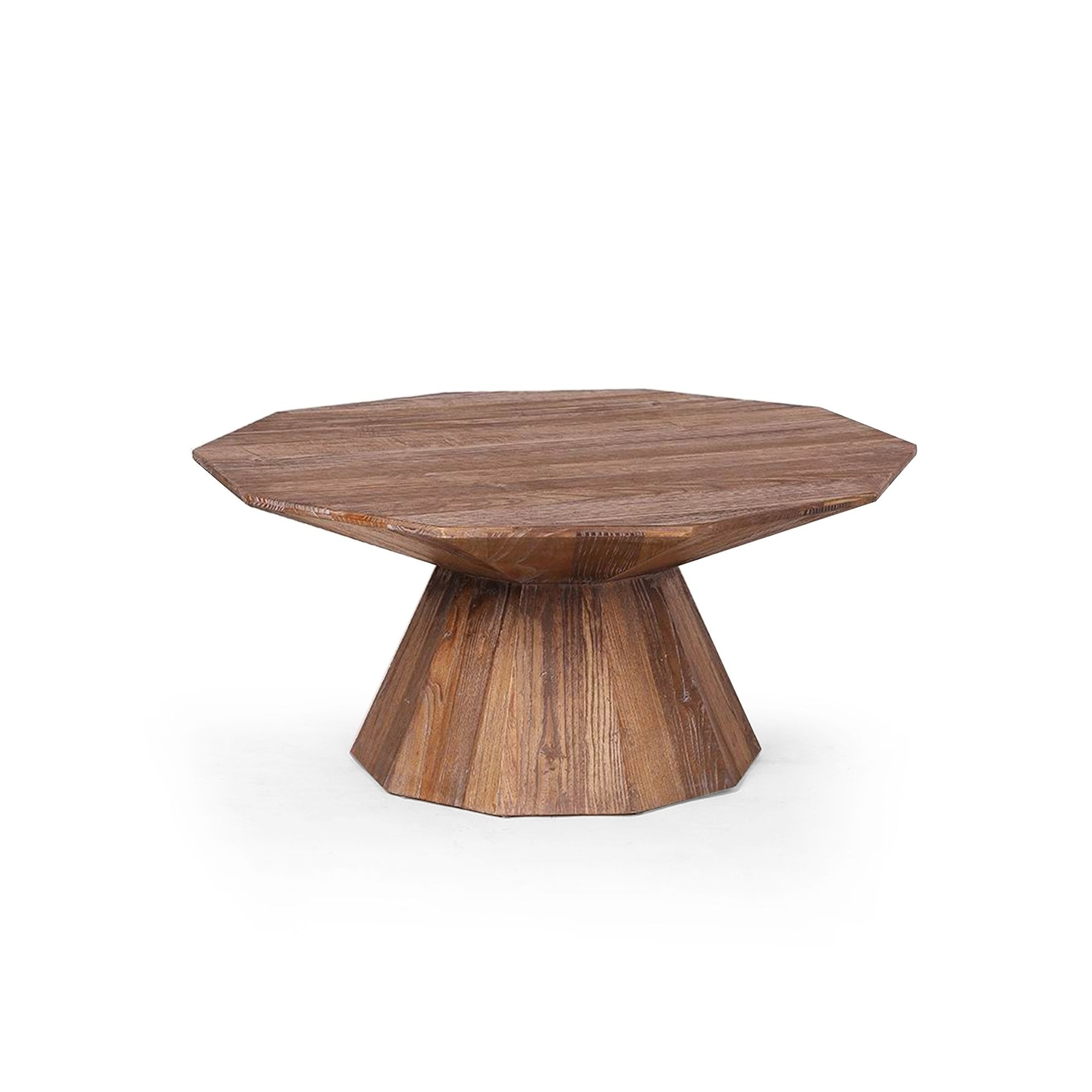 - Shop Jubilee Solid Wood Octagon Coffee Table - On Sale - Overstock