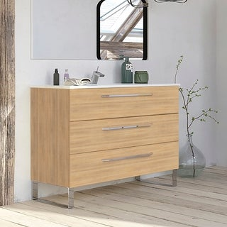 Modern Bathroom Vanity Cabinet Set