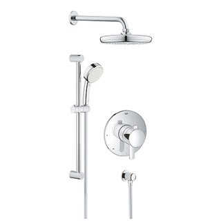Link to Grohe Europlus Shower System Similar Items in Showers