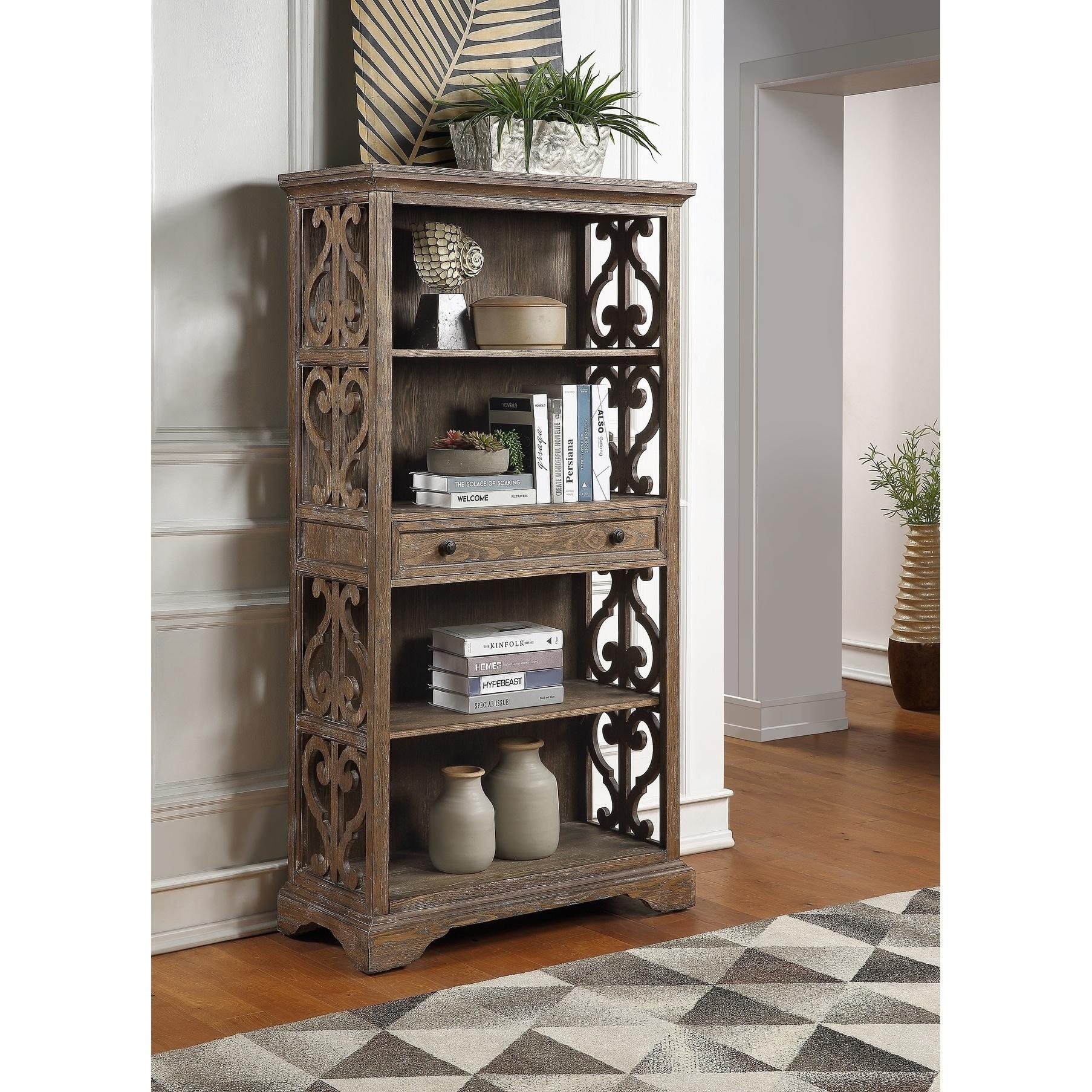 Buy Shabby Chic Bookshelves Bookcases Online At Overstock