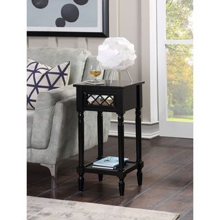 The Curated Nomad Deluxe Mirrored Accent Table
