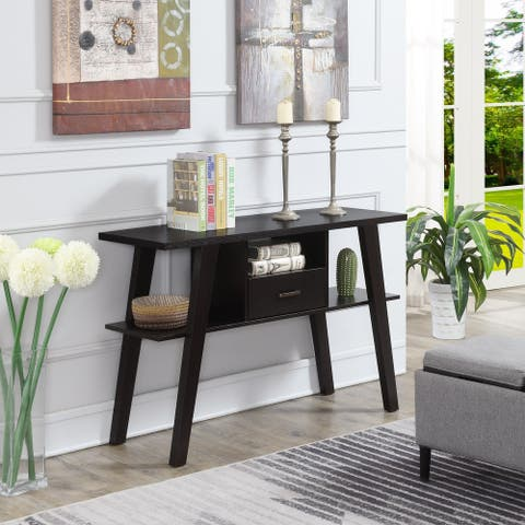 Carson Carrington Mike W Console Table with Drawer