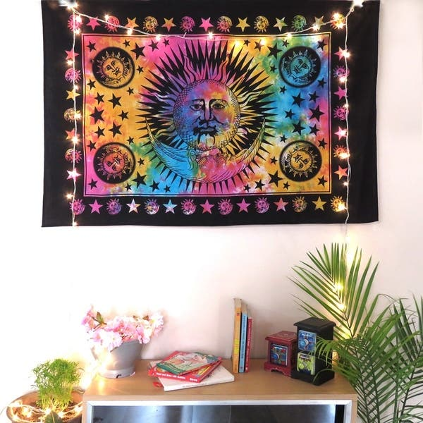 Hippie Boho Wall Hanging Room Decor