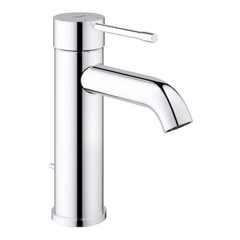 Grohe Essence S-Size Bathroom Faucet with Fixed Spout