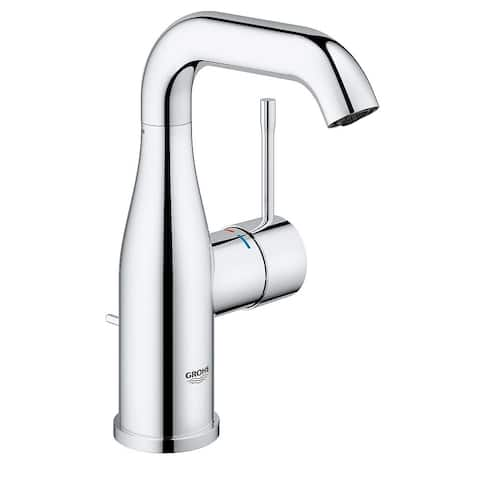 Grohe Essence M-Size Bathroom Faucet with Swivel Spout