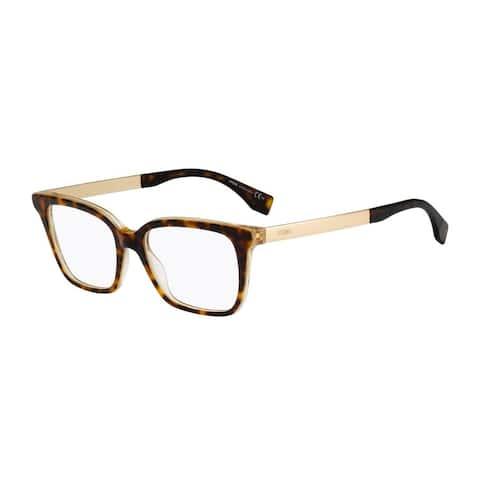 Fendi Rx FF0077 Women Eyeglasses