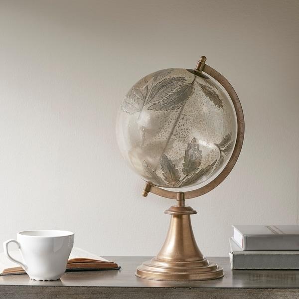 Madison Park Mikayla Mercury Glass Globe